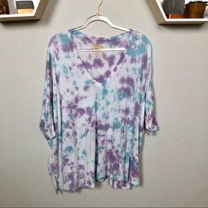Show Me Your MuMu | Tie Dye t-shirt
